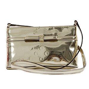 Bolsa Kate Spade Amy Camellia Street Bag - Gold