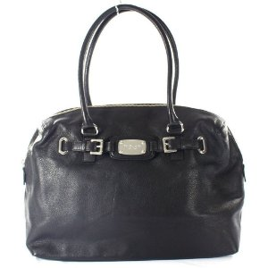 Bolsa Michael Kors Hamilton Weekender Bag - Black