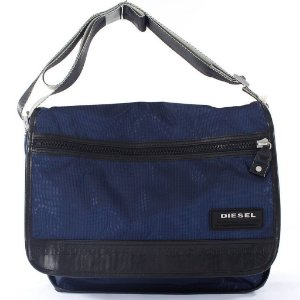 Bolsa Diesel On The Road Twice Bag - Navy