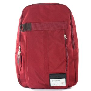 Mochila Diesel Outside Track Backpack - Red