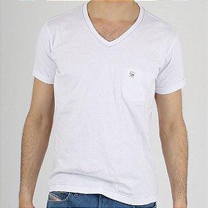 Camiseta Diesel Masculina Annyx Tee  - White