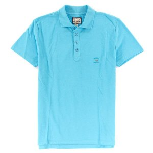 Polo Diesel Masculina Richies - Turquoise