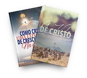 Promoção: Uma Explosão e Vida de Cristo
