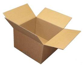 Caixa de Papelão multiuso 28x21,5x13 cm - Pct c/25