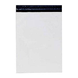 Envelope plástico segurança lacre 32x40 cm - Pct c/500