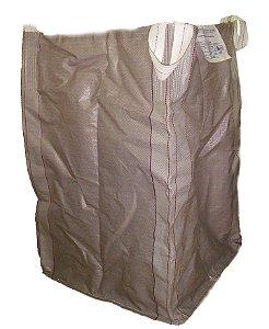 Big Bag de Ráfia Convencional 90x90x120 p/1.000 kg - Pct c/10