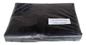 Sacos p/Lixo 100 litros 75x1,05x0,008 - Pct c/400