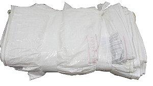 Sacos de ráfia laminada 90x60cm seminovos - Pct c/300