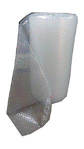 Plástico Bolhão 65 cm x 50 metros, bolha de 25 mm - Rolo de 50 metros