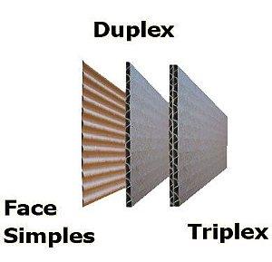 Caixa de Papelão Triplex Multiuso 30x30x30cm Reforçada - Pct c/10