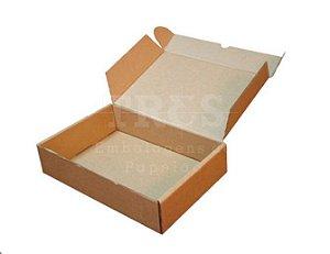 Caixa de cartão Sedex 1, 18x9x13cm/400g - Pct c/500