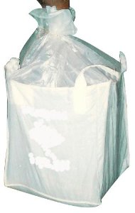 DUPLICADO - Big Bag de Ráfia Convencional 90x90x120 p/1.000 kg - Pct c/2