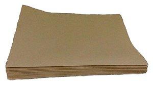 Papel Kraft p/Embrulho Irani 80 g, 66x48cm Pct c/250 folhas