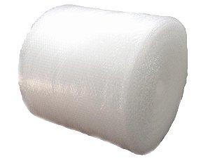 Plástico Bolha 45/50 cmx100m - Pct c/1 de 100 metros