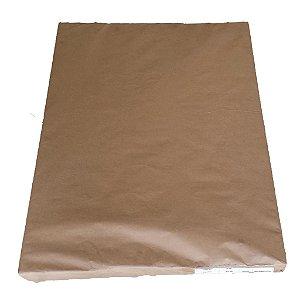 Papel Kraft p/Embrulho Klabin 80 g, 66x48cm Pct c/250 folhas