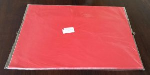 Embalagem de Presente Pink 45x60cm Pct c / 10 unidades