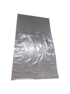 Saco Plástico p/Gelo 5kg 30x60x015 - Pct 5kg ou 231 unidades