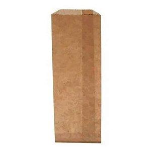 Saco papel kraft 07/25cm p/talher Pct c/2.000