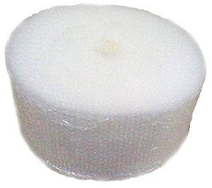 Plástico Bolha 25 cm x 100 metros - Pct c/2
