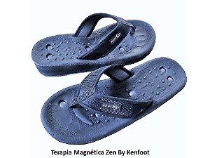 Chinelo Magnético Dedo Ortopédico Tradicional Unissex  da Kenfoot