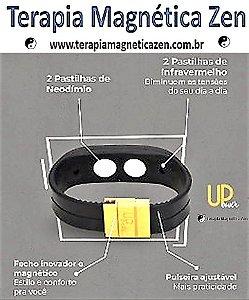 Pulseira UPower Therapy - A Original - by Terapia Magnética Zen
