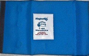 Capa Azul Magnetto - A Água Magnética Na Garrafa De 2 Litros