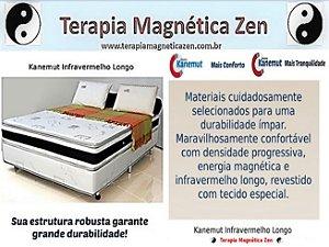 Colchão Terapêutico Kenko Kanemut Magnético e Infravermelho longo  by Terapia Magnética Zen