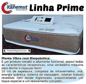 Manta prime Magnética Bioquântica Vibroterápica Therapy, cromoterapia e com Infravermelho Longo Kenko Kanemut By Terapia Magnetica Zen