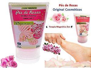 Loção Hidratante Pés de Rosas – 35ml