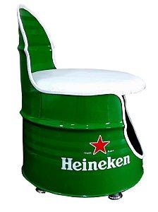 Poltrona de tambor - Heineken