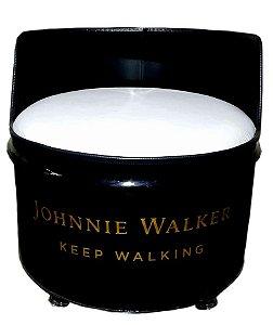 Poltrona de tambor - Johnnie Walker