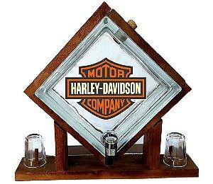 Pingometro de Bloco -  Harley Davidson