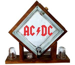 Pingometro de Bloco de vidro- AC/DC