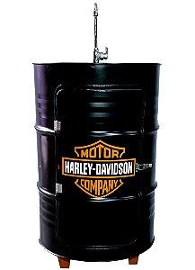 Lavatório Harley Davidson