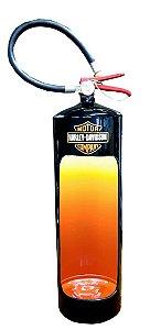 Extintor decorativo Harley Davidson