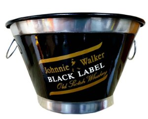 Balde de Gelo Black Label