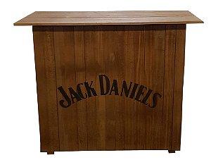 Balcão Jack Daniel's