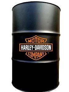 Tambor 200 Litros Aparador Harley Davidson