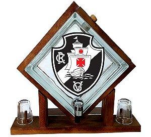 Pingometro de Bloco de vidro - Vasco