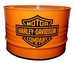 Mesa de Centro - Harley Davidson