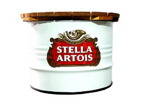 Mesa de Centro - Stella Artois