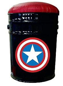 Banquinho Báu - Capitão América