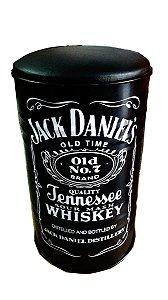 Banqueta de tambor - Jack Daniel's