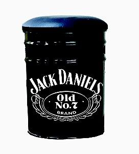Banquinho Balde de Gelo Jack Daniels