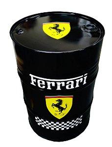 Tambor Decorativo 200 Litros - Ferrari