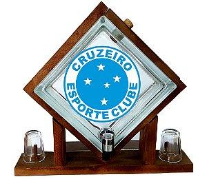 Pingometro de Bloco de vidro -  Cruzeiro