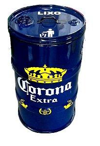 Lixeira de Tambor - Corona