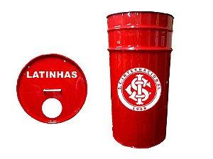 Lixeira de Tambor para Latinhas - Internacional