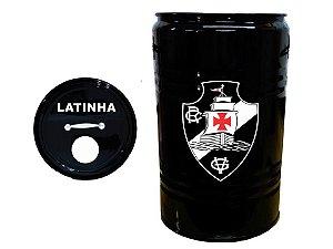Lixeira de Tambor para Latinhas - Vasco