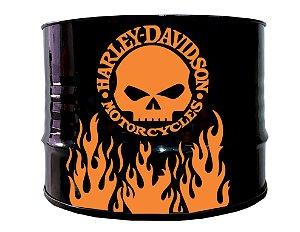 Mesa de Centro - Tema Harley Davidson 3